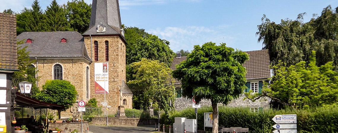 Ev. Kirche Volberg
